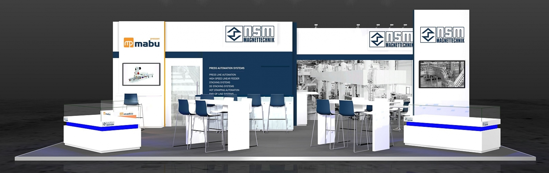 NSM Magnettechnik - Trade Fair