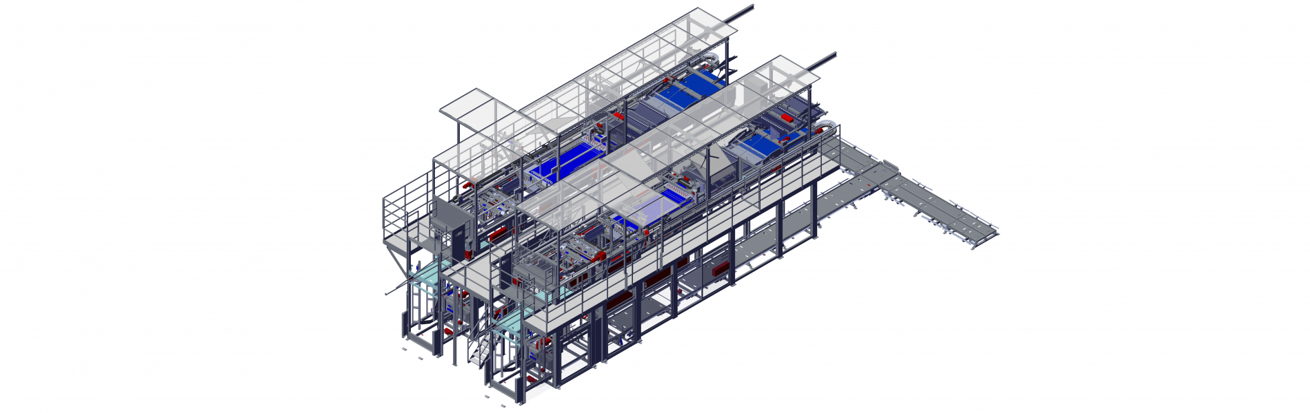 NSM Magnettechnik - Packaging Automation