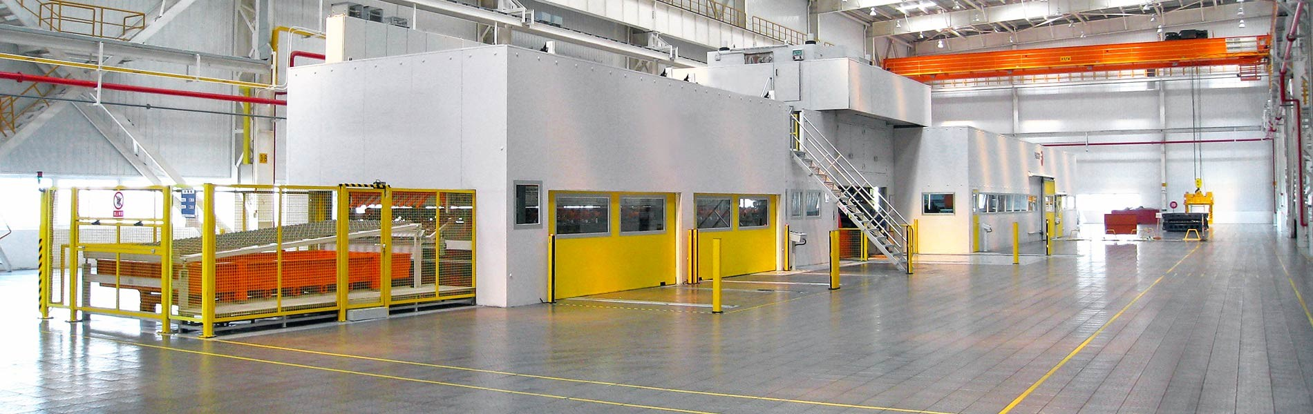 NSM Magnettechnik - Press Automation Systems